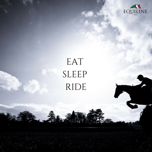 Yep pretty the life of an equestrian sum up in 3 words                                                                                                                                                      More