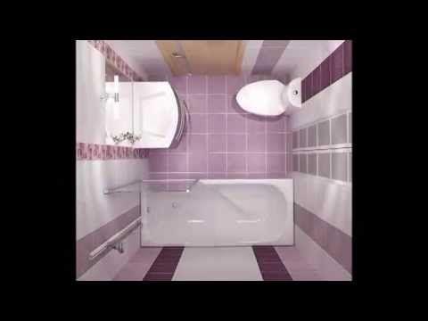 Маленькая Ванная Фото Идеи Дизайна Маленькой Ванной Комнаты - YouTube