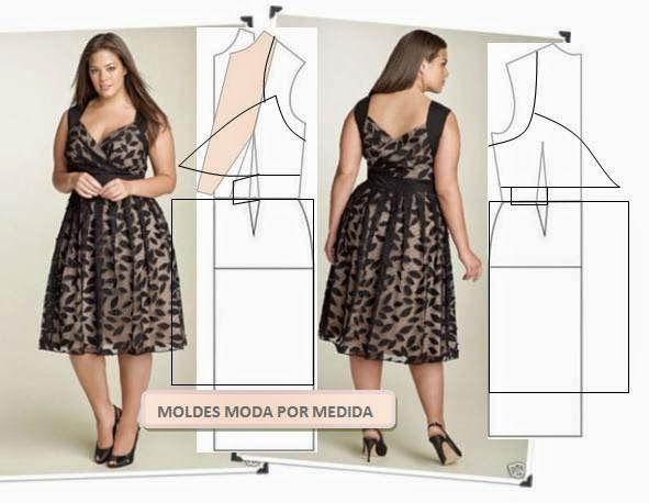 рубашка детали моделирования, платье и блузка