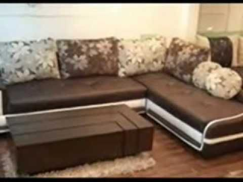 Decorate a Stylish Living Room With Corner Sofa - Home Improvement Ideas