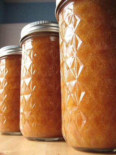 Bourbon, Peach jam and Peaches on Pinterest
