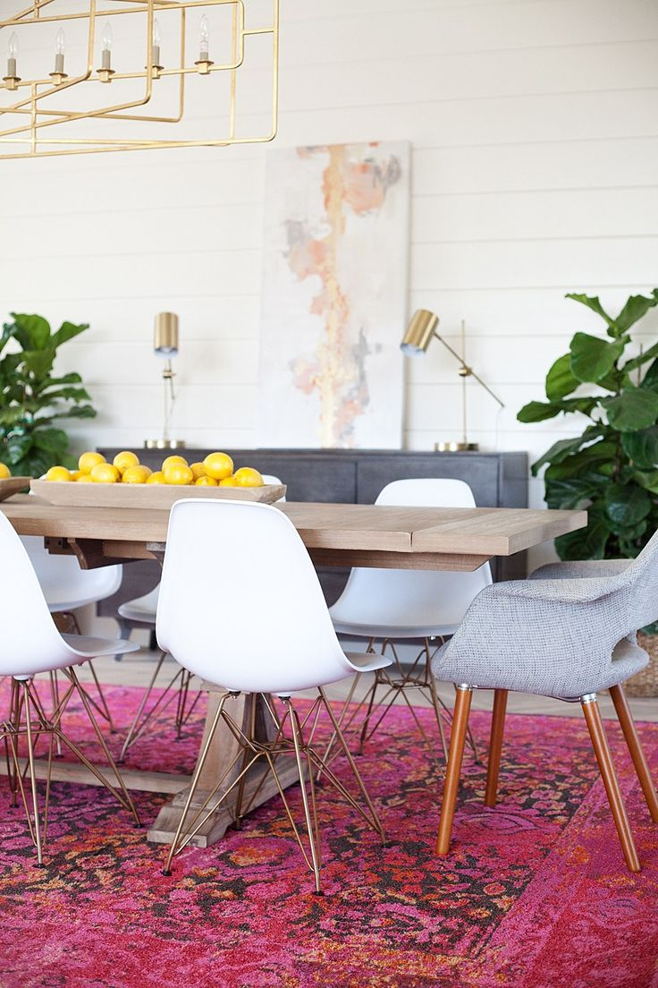 PECANS PROJECT: DINING ROOM