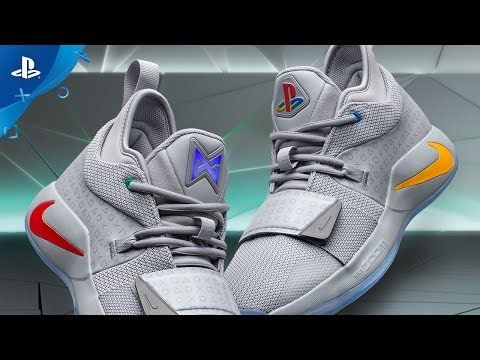 wholesale dealer c1cec 5e691 24) Nike PG 2.5 x PlayStation Colorway | Announce Video ...
