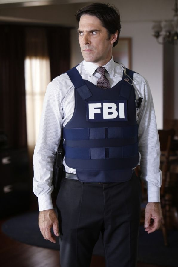 CBS Fall Preview 2013 Photos: Looking Back on CBS.com  ~~ Thomas Gibson in the season premiere of Criminal Minds