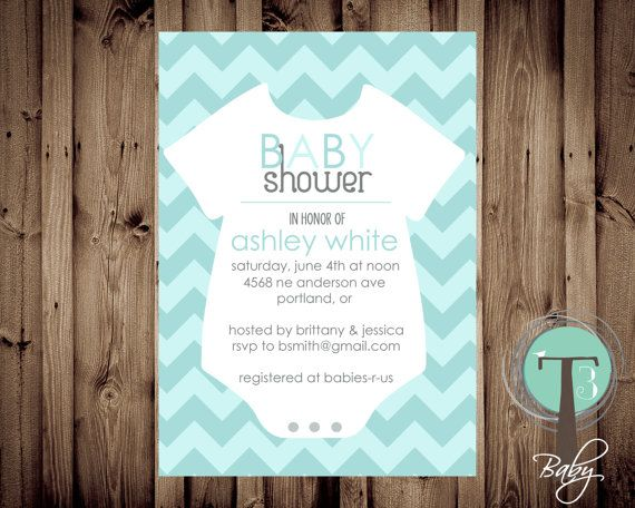 Hey, I found this really awesome Etsy listing at https://www.etsy.com/listing/152636234/baby-shower-invitation-baby-shower