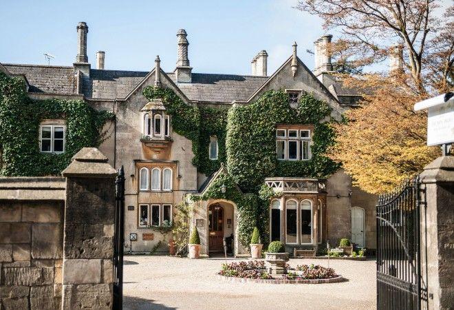 The Bath Priory hotel, Bath, UK