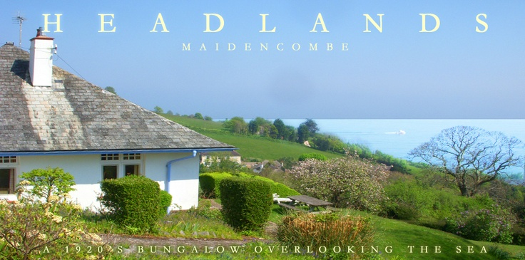 Headlands holiday cottage South Devon