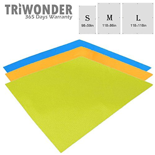 I just read a great review on this Triwonder Outdoor Waterproof Camping Shelter Footprint Groundsheet Beach Picnic Blanket Mat. You can get all the details here http://bridgerguide.com/triwonder-outdoor-waterproof-camping-shelter-footprint-groundsheet-beach-picnic-blanket-mat/. Please repin this. :)