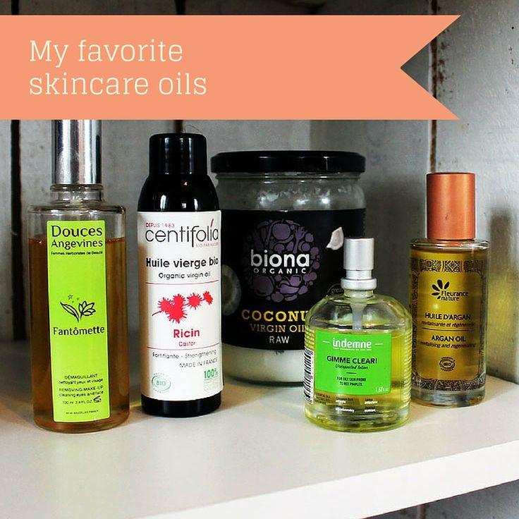 Winter #skincare essentials: my favorite skincare oils | SevenRoses.net