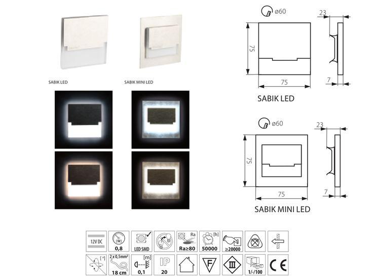 Szerkezeti rajz a Kanlux Decori Sabik lámpához.