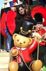 Sofia Carson attends the 89th Annual Macy's Thanksgiving Parade http://celebs-life.com/sofia-carson-attends-89th-annual-macys-thanksgiving-parade/  #sofiacarson