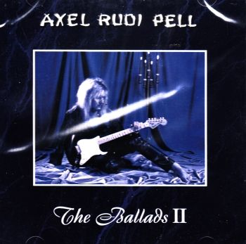 Řadové album skupiny Axel Rudi Pell - The Balads II. na cd
