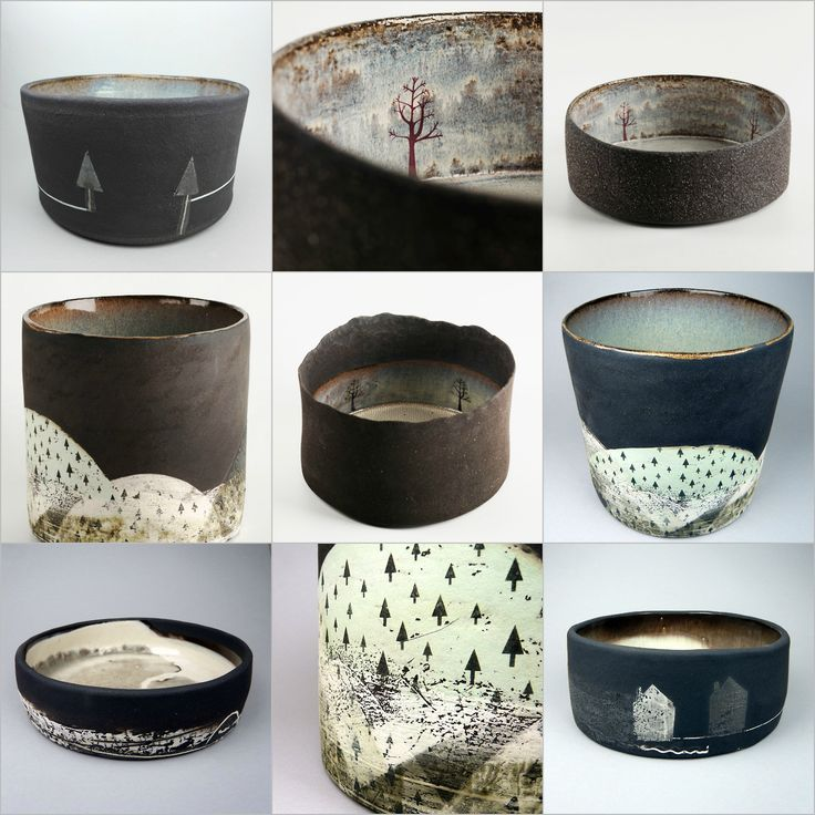 gnccf:  JULIA SMITH CERAMICS  Illustrative hand built and printed pots inspired by wild Scottish landscapes.  www.juliasmithceramics.com    ...