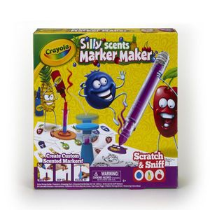 Crayola Silly Scents Marker Maker Kit