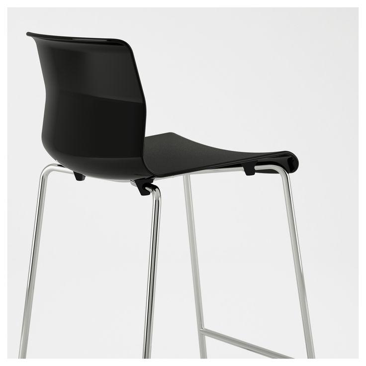 Ikea Ikea Stenstorp Wood Chrome And Black: Best 25+ Ikea Counter Stools Ideas On Pinterest