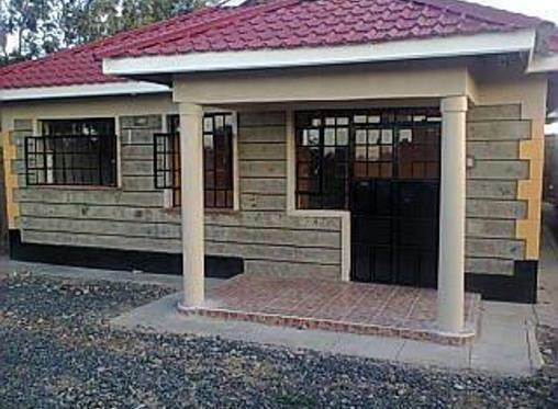 3 bedroom townhouse for sale in kitengela for ksh 6 000 for Types of houses in kenya