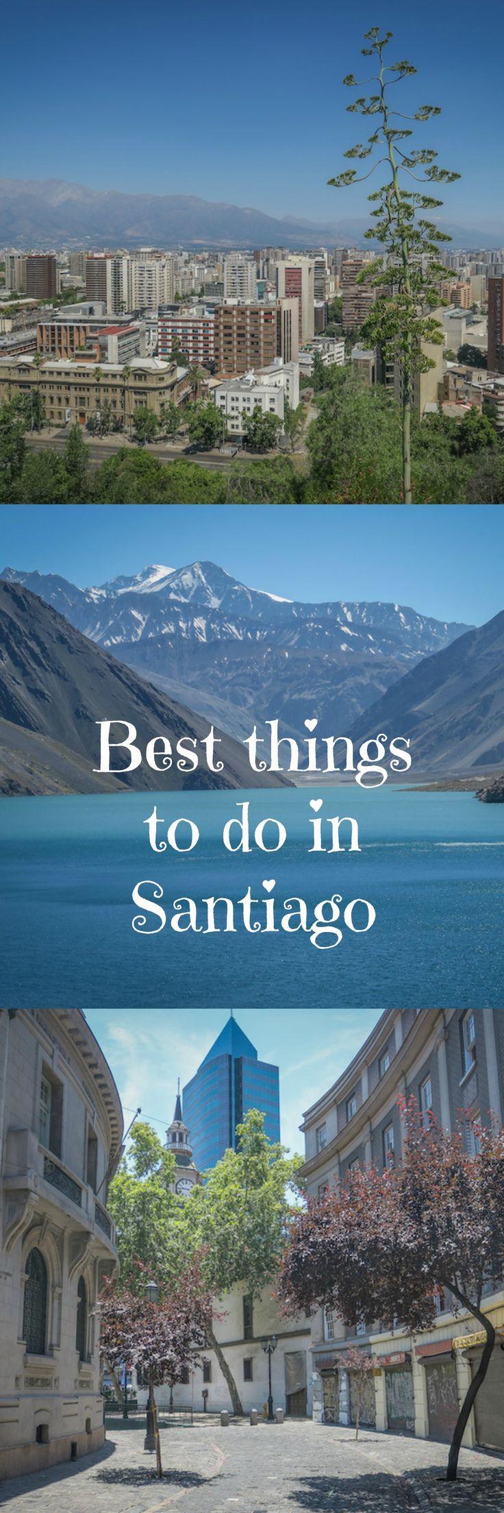 Die besten Tipps für Santiago de Chile und Umgebung. Wie wäre es mit einer Jeeptour in die Anden oder dem Besuch eines Boutique Weinguts? Ein chilenischer Kochkurs in Valparaiso verspricht außerdem kulinarische Gaumenfreunden!