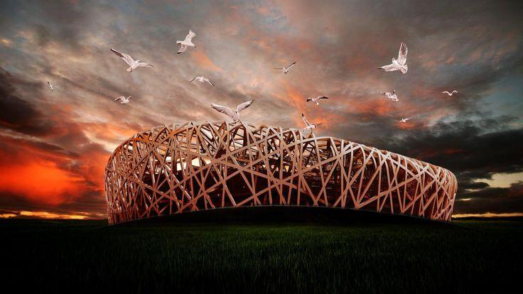Картинки по запросу современная архитектура китая
