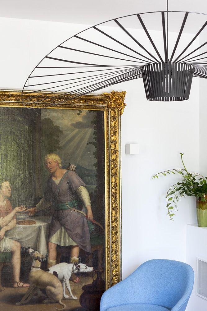 vertigo lamp antiques