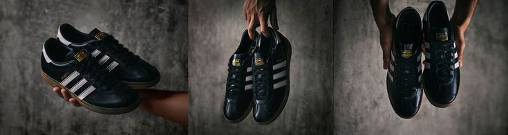 Adidas Ashington Trainers Inspired By Legend Sir Bobby Charlton