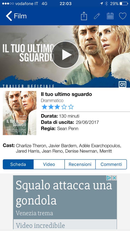 4***+ Sean Penn regista. Bardem e Theron protagonisti. Jean Reno comparsa. Pesante, cupo, crudo tra la guerra nel SudSudan...