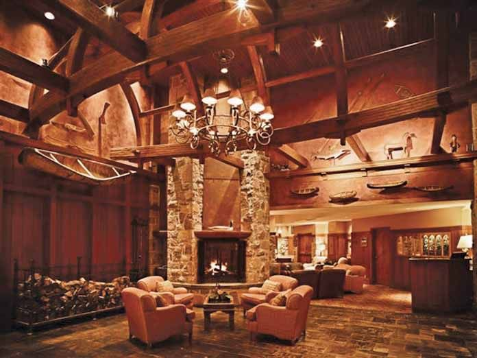 Fairmont Tremblant - Tremblant, Canada. Part of the Crystal Finest luxury hotel range . http://crys.tl/Poyuvq