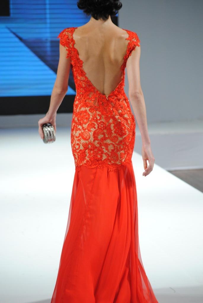 : Os vestidos de festa de Denise Barbosa