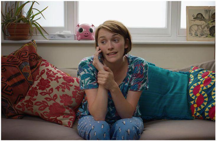 Actress Charlotte Ritchie (plays nurse Barbara Gilbert /Hereward... Call the Midwife Series).