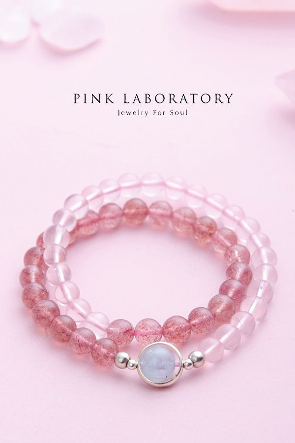 Rose quartz jewelry Gift for her Gemstone bracelet Love bracelet Rose quartz bracelet Dainty bracelet Pink beaded bracelet
