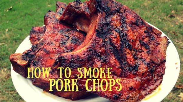 World Class Competition Level Smoked Pork Chops - Nothing like barbecue