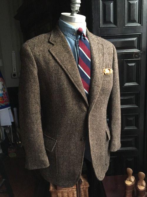Tis the season for tweed