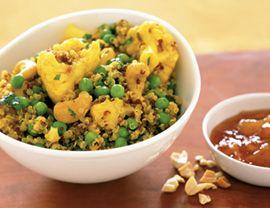Quinoa Curry   Recipe   White rice, The white and 30 ...
