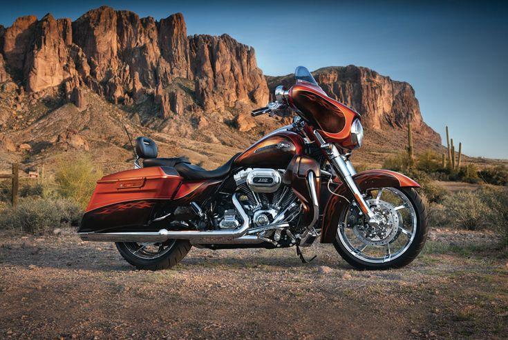 CVO Street Glide | Custom Harley Wheels | Harley-Davidson Africa