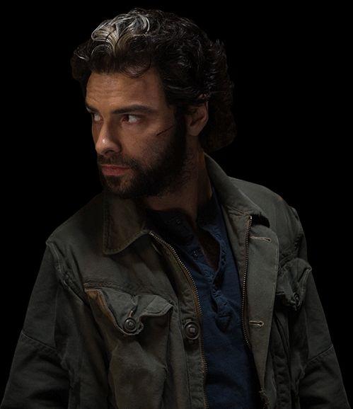Aidan Turner as Luke Garroway in The Mortal Instruments | Alliance Quiz | Sony Pictures