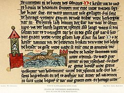 June 10, 1190: Frederick Barbarossa drowns in the Saleph River. The Holy Roman Emperor was taking his army to Jerusalem to take part in the Third Crusade. He thought the bridge over the river was too crowded with troops and instead decided to walk his horse through the river instead. The current was too strong for the horse, and Frederick was too heavily armored to swim. Some historians believe he may also have suffered a heart attack.