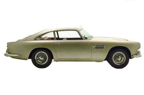 Aston Martin DB4, 1958: Martin Db4, Aston Martin Dbs