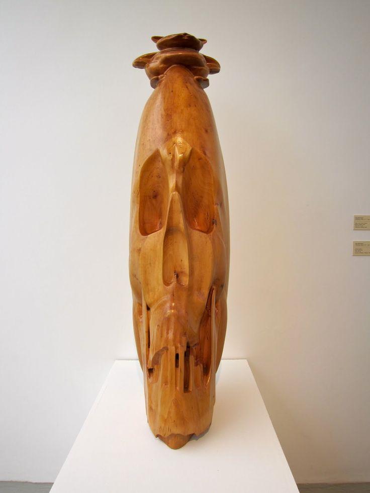 Erik Dietman, Bossuet enfant, 2001