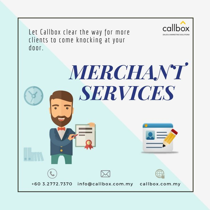 Our merchant account lead generation services provide direct marketing services to seek out highly qualified prospects for credit card processing, online check verification, merchant transaction processing, and cash advance. We conduct extensive market re