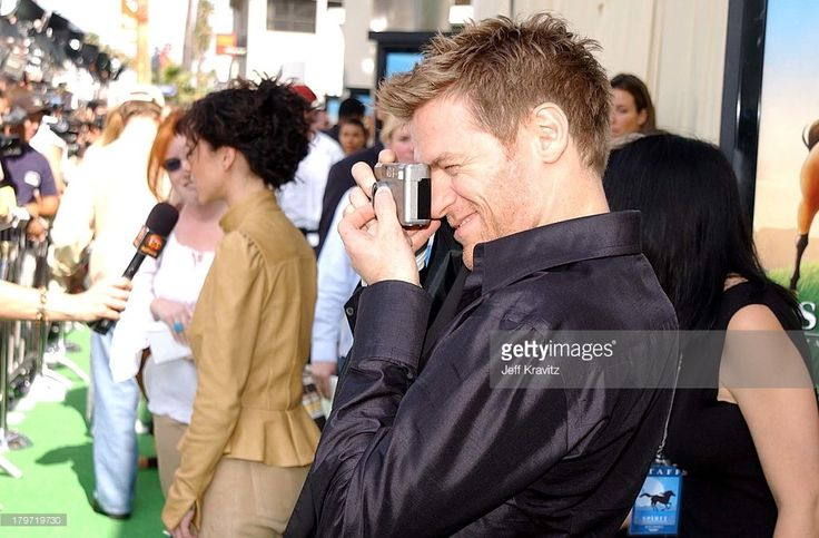 Bryan Adams at the premiere of Dreamworks Pictures Spirit in Hollywood, CA on 5/19/02