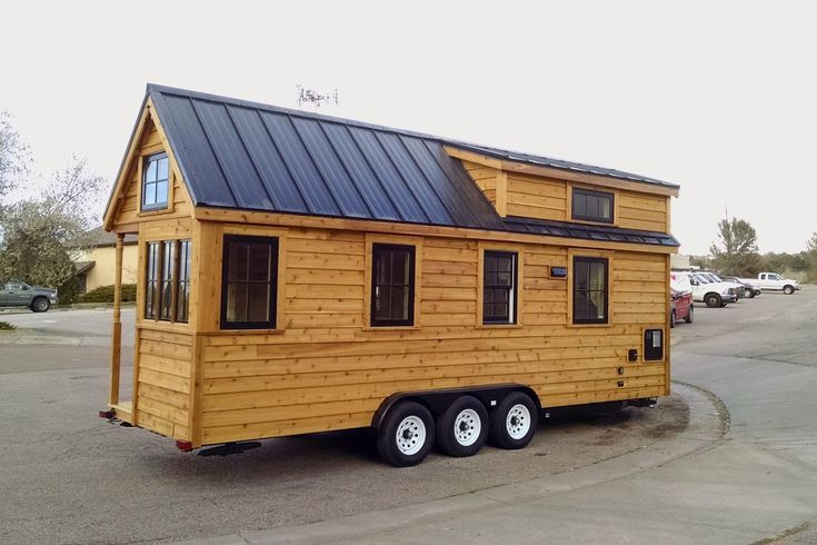 Tiny house dating service