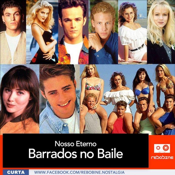 Suadades do Seriado Barrados no Baile...Não perdia um episódio!!