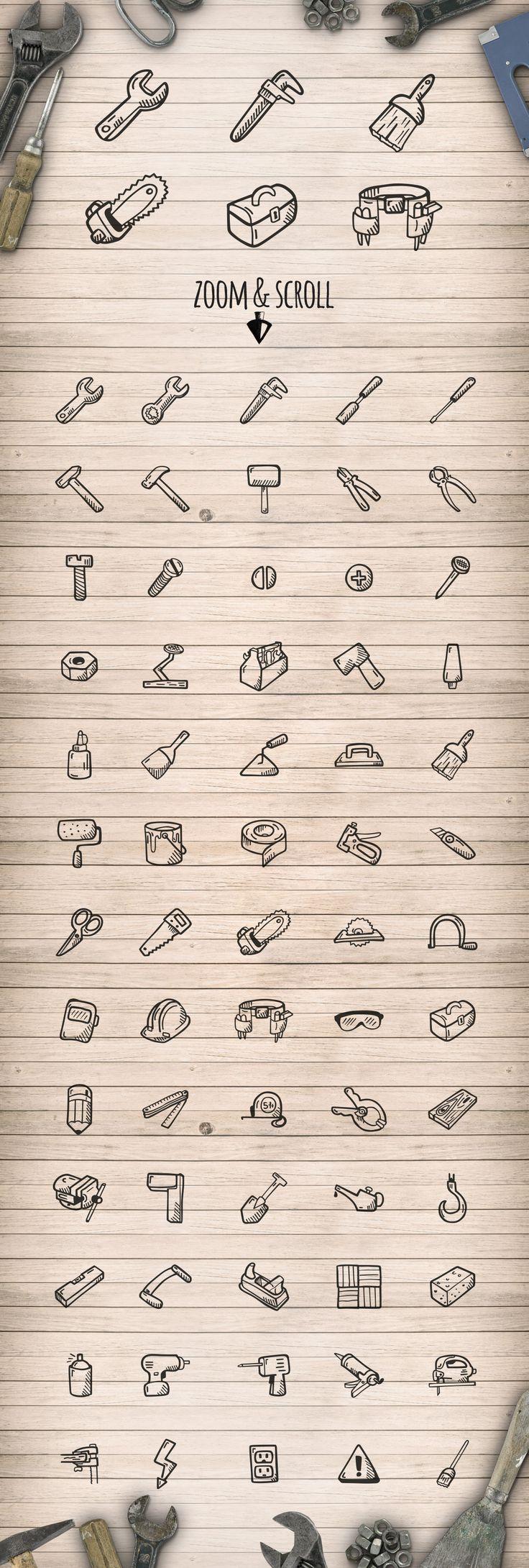 Wireless icon line iconset iconsmind - Tools Hand Drawn Icons
