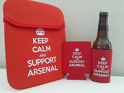 Keep calm & #support #arsenal gift set ,  View more on the LINK: 	http://www.zeppy.io/product/gb/2/121931904515/