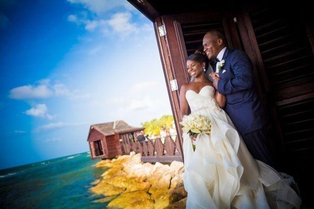 Dreamy Destination Wedding at the Half Moon Resort in Jamaica: Sabrina + Jamil
