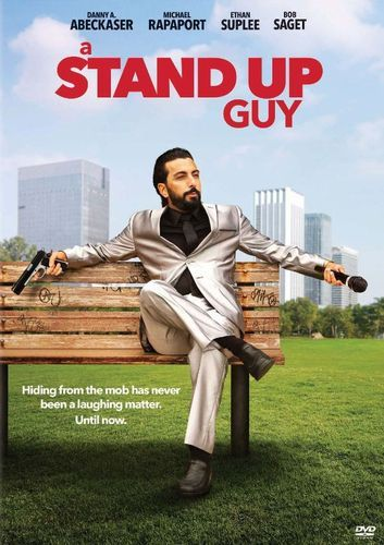 A Stand Up Guy [DVD] [2016]