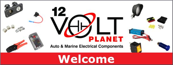 Auto & Marine Electrical Components & Accessories | 12 Volt Planet