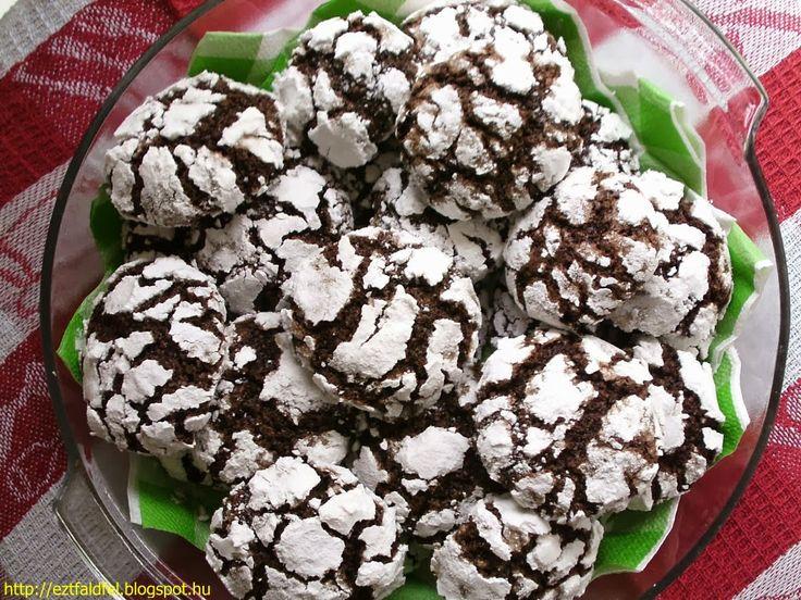 Ezt fald fel!: Pöfeteg keksz - gyors és egyszerű kakaós finomság