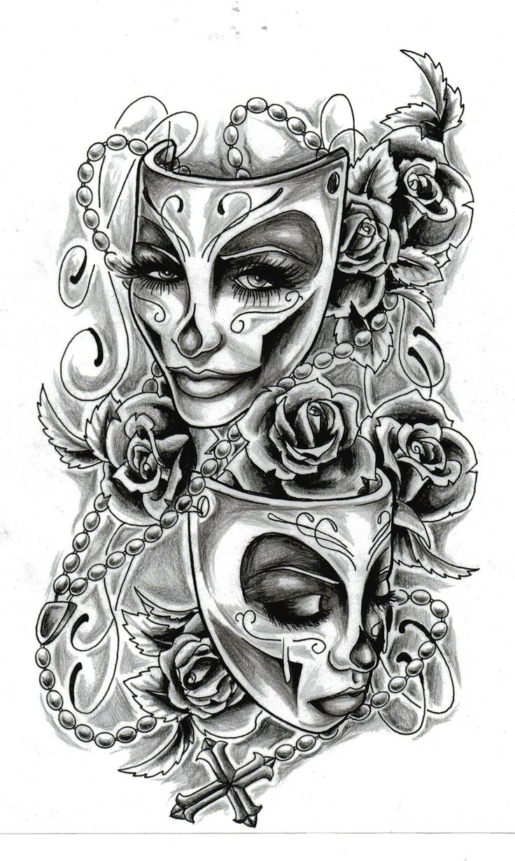tattoo sketches | feminine tattoo design by almigh t designs interfaces tattoo design ...