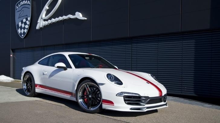 Lumma CLR 9 S Porsche Carrera @Tyler Webber