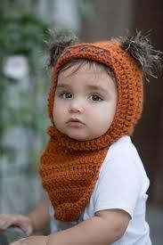 crochet ewok hat - Google Search